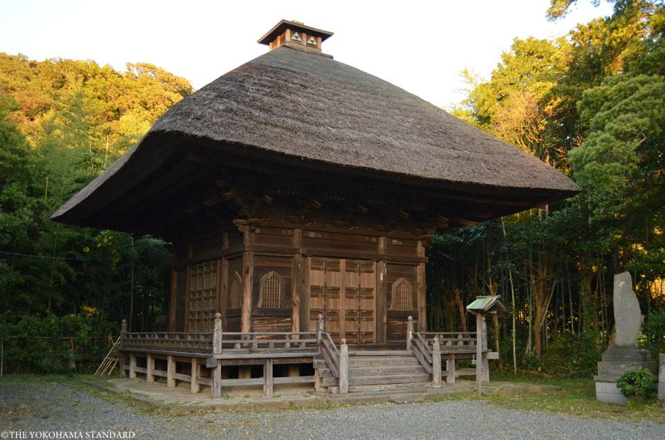 称名寺の社寺建築6-THE YOKOHAMA STANDARD