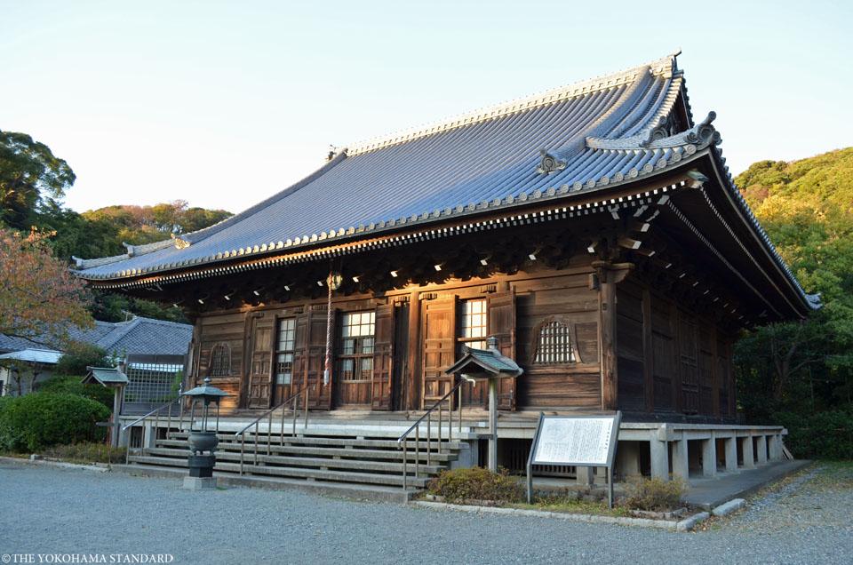 称名寺の社寺建築4-THE YOKOHAMA STANDARD