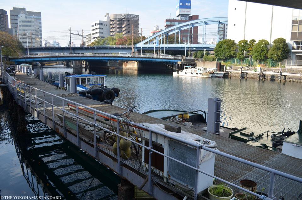 第三桜木町橋りょう4-THE YOKOHAMA STANDARD