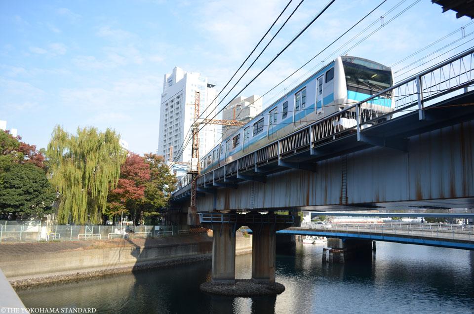 第三桜木町橋りょう6-THE YOKOHAMA STANDARD