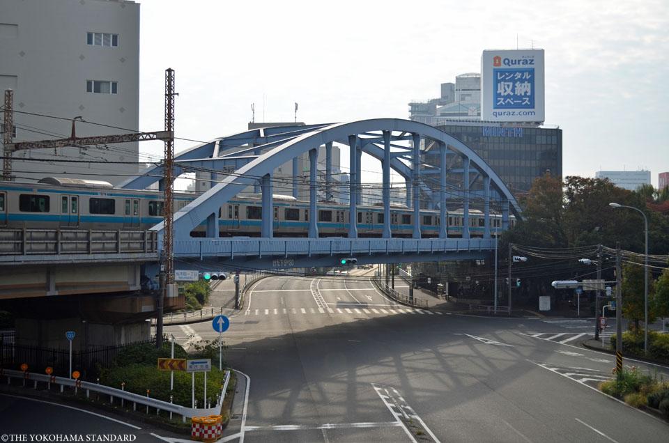 第三桜木町橋りょう1-THE YOKOHAMA STANDARD