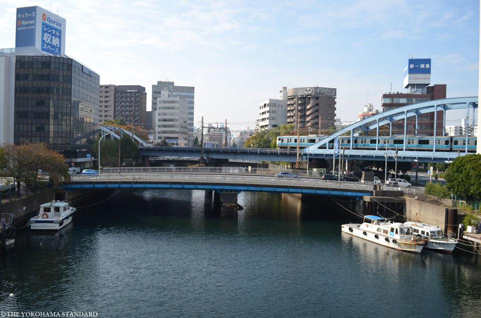 第三桜木町橋りょう3-THE YOKOHAMA STANDARD