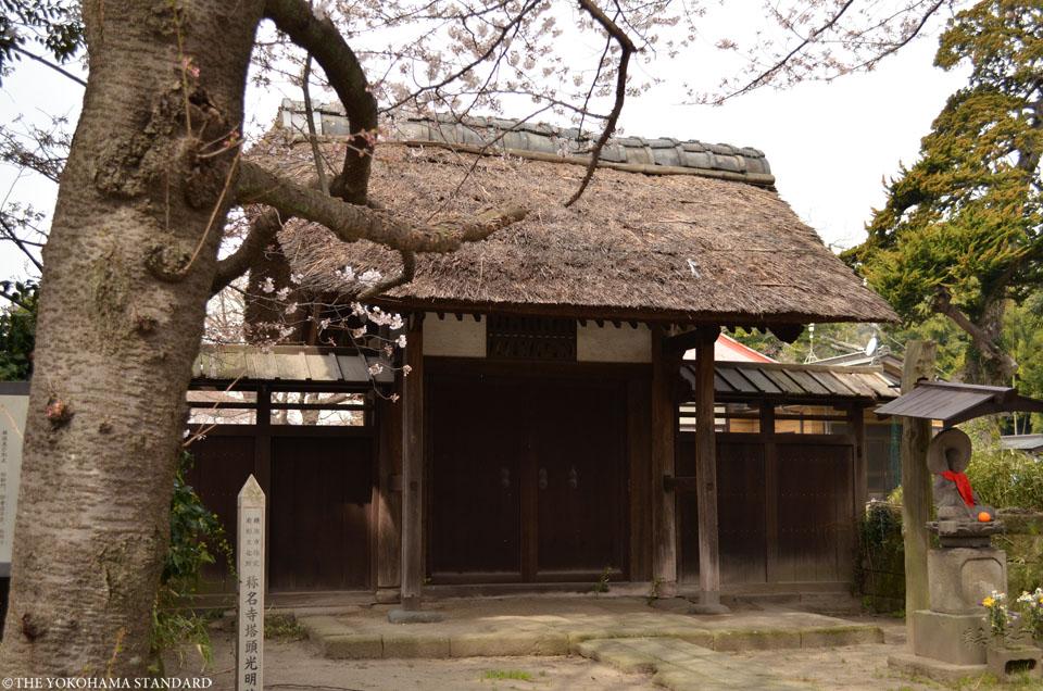 称名寺の社寺建築2-THE YOKOHAMA STANDARD