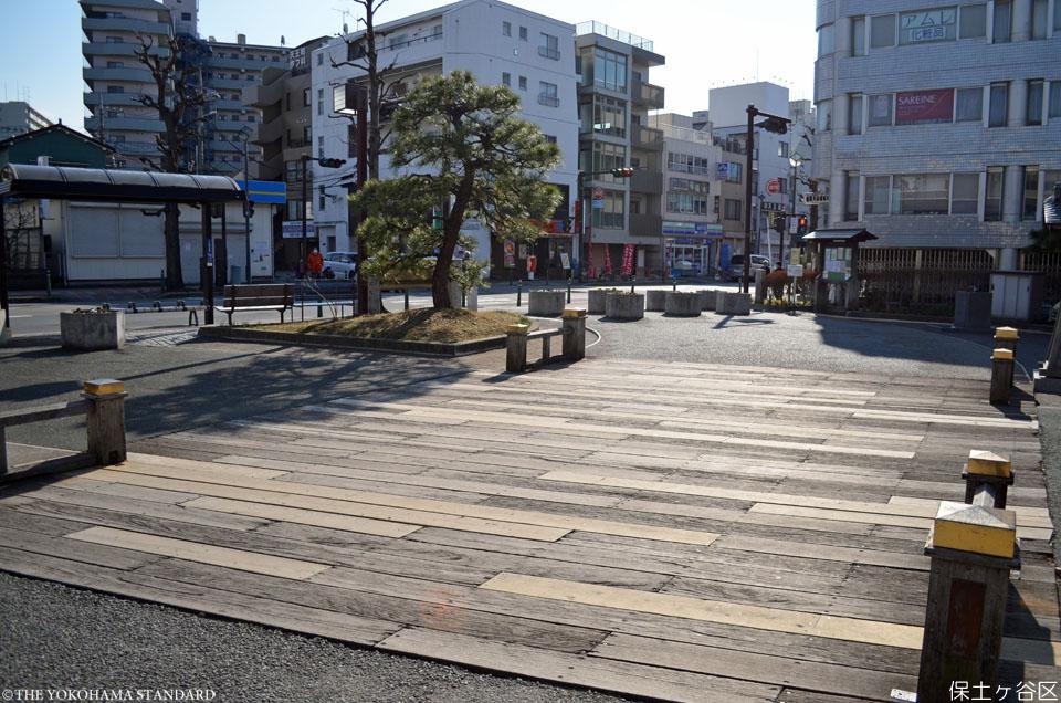 16保土ヶ谷区・天王町駅前-THE YOKOHAMA STANDARD