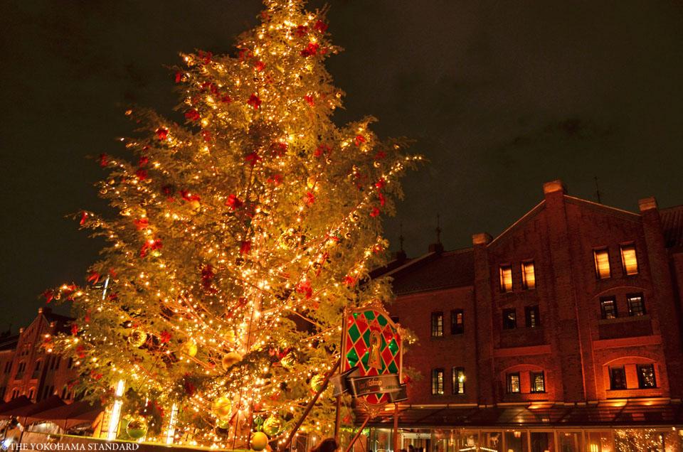2015赤レンガクリスマスマーケット6-THE YOKOHAMA STANDARD