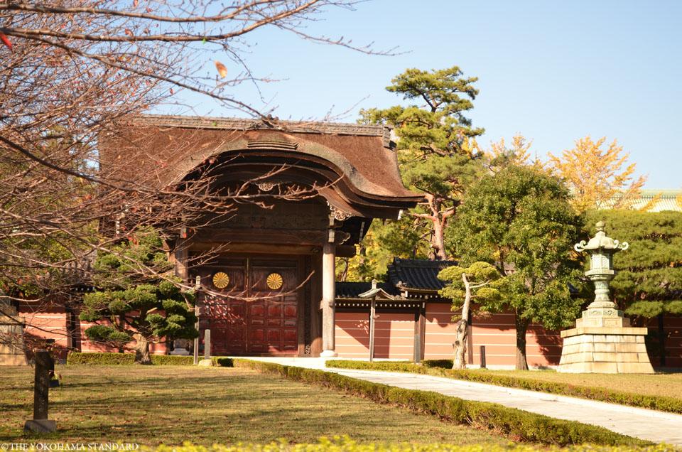 總持寺の紅葉2015年6-THE YOKOHAMA STANDARD
