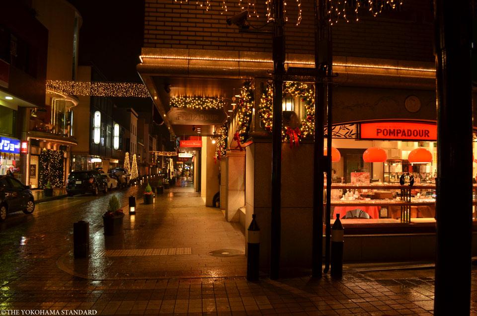 2015元町クリスマスイルミネーション5-THE YOKOHAMA STANDARD
