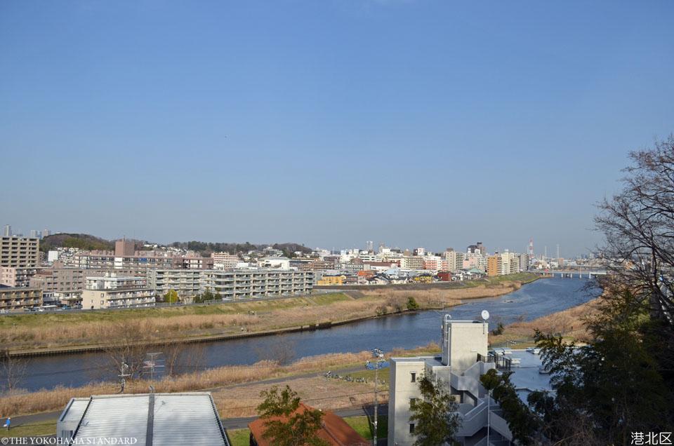 8港北区・太尾見晴らしの丘公園からの眺め-THE YOKOHAMA STANDARD