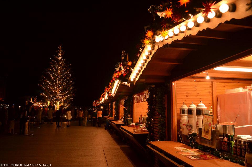 2015赤レンガクリスマスマーケット5-THE YOKOHAMA STANDARD