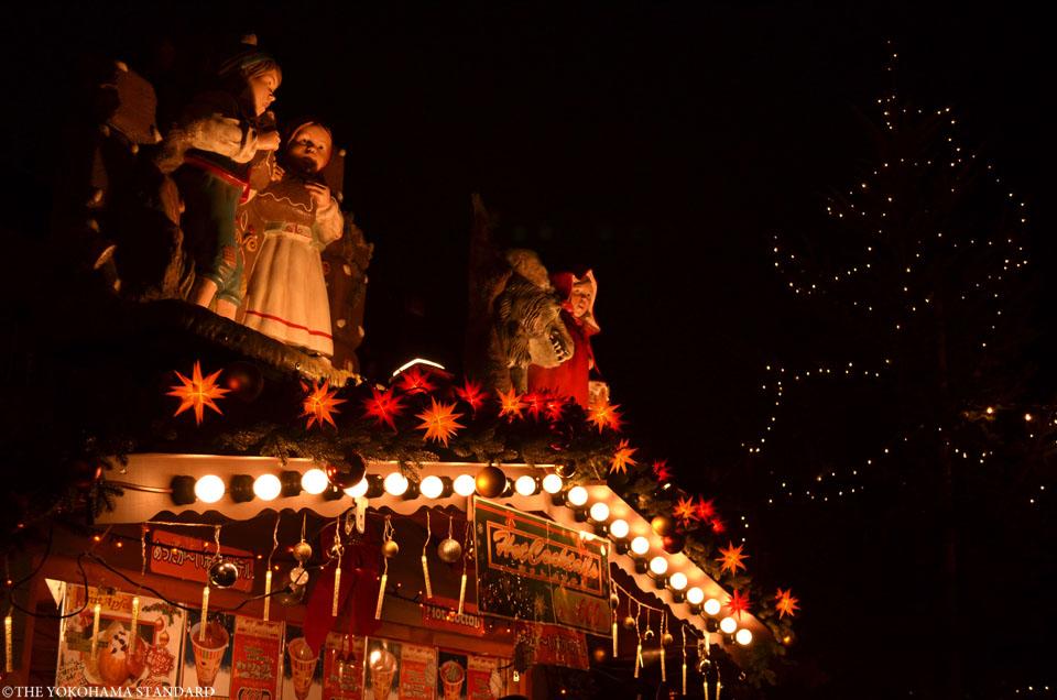 2015赤レンガクリスマスマーケット3-THE YOKOHAMA STANDARD