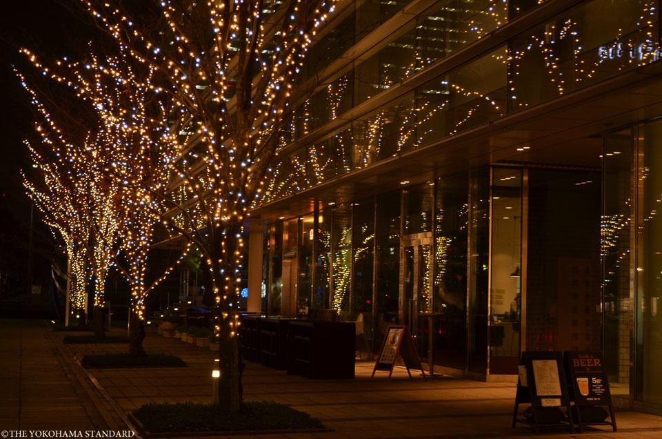 2015MMテラスのイルミネーション3-THE YOKOHAMA STANDARD