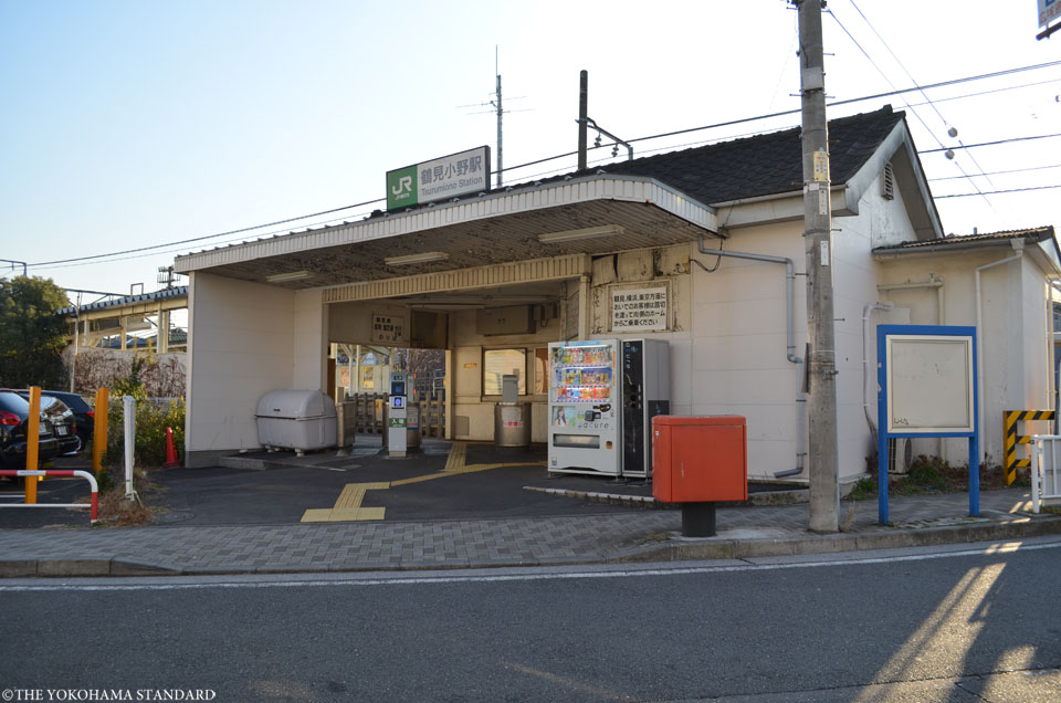 鶴見川の河口1-THE YOKOHAMA STANDARD
