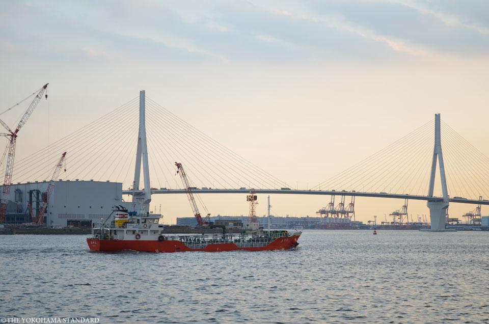 鶴見つばさ橋3-THE YOKOHAMA STANDARD
