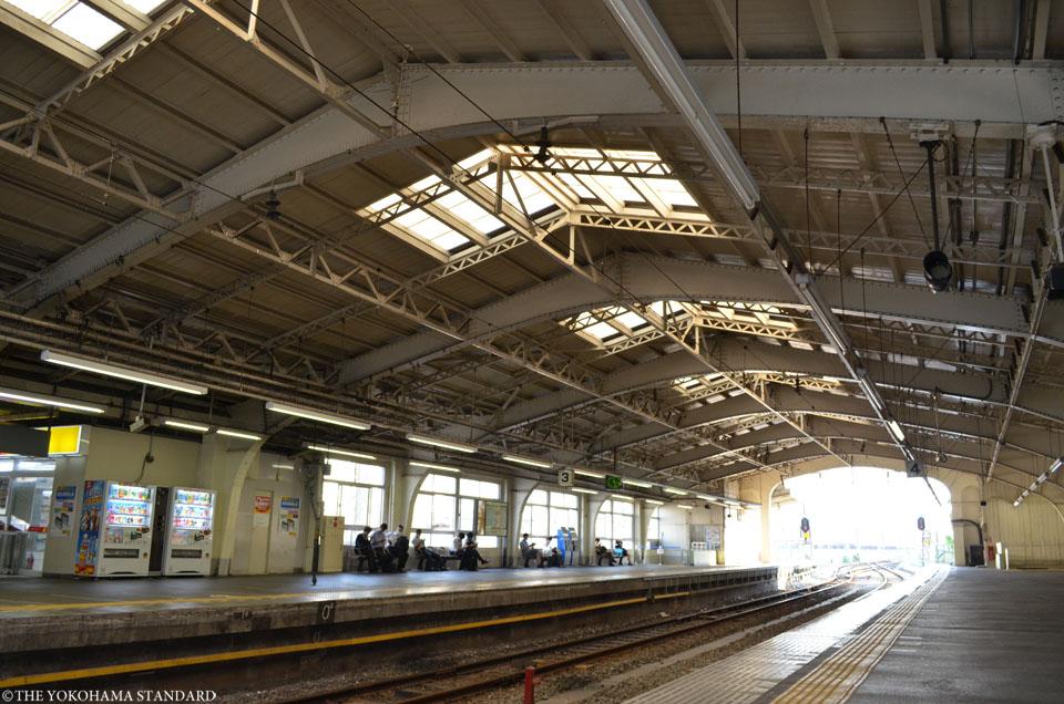 鶴見線鶴見駅3-THE YOKOHAMA STANDARD