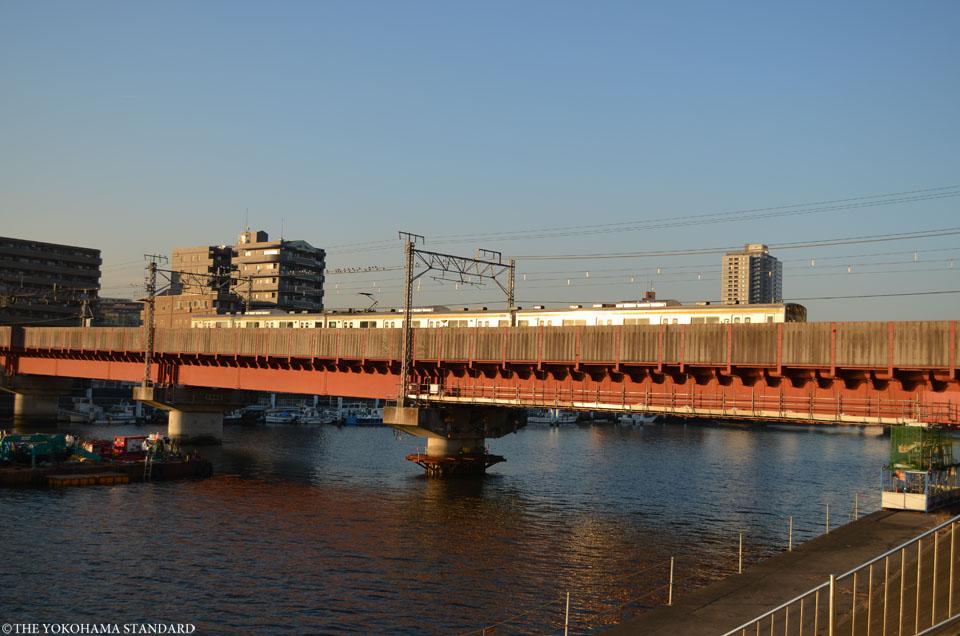 鶴見川の河口7-THE YOKOHAMA STANDARD