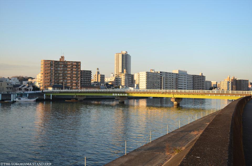鶴見川の河口8-THE YOKOHAMA STANDARD