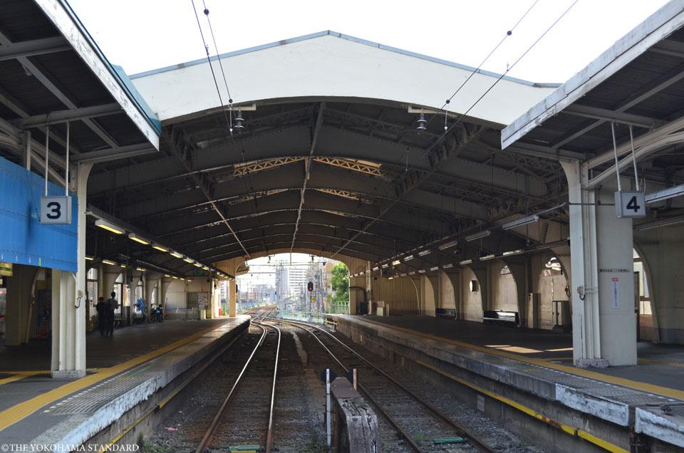 鶴見線鶴見駅2-THE YOKOHAMA STANDARD