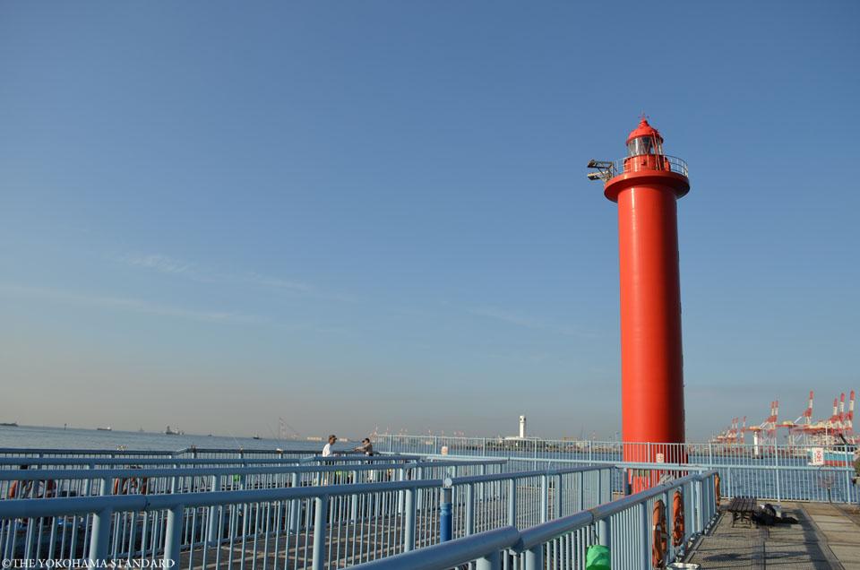 横浜大黒防波堤西灯台1-THE YOKOHAMA STANDARD