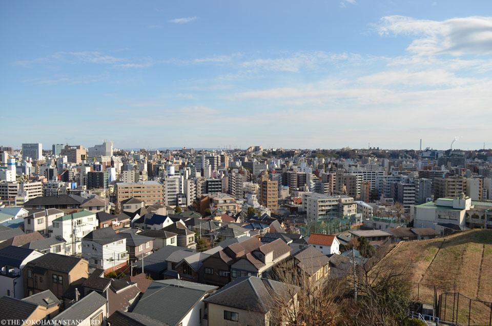 野毛山公園展望台2-THE YOKOHAMA STANDARD