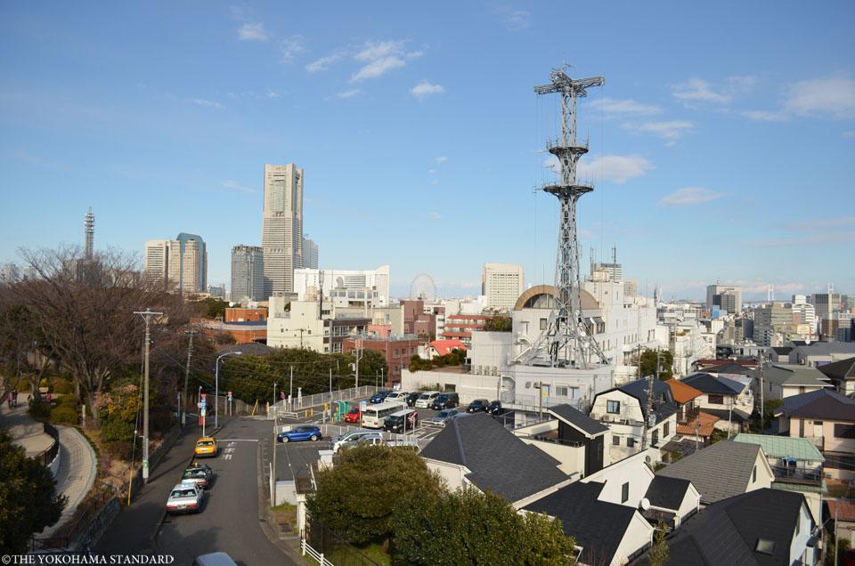 野毛山公園展望台4-THE YOKOHAMA STANDARD