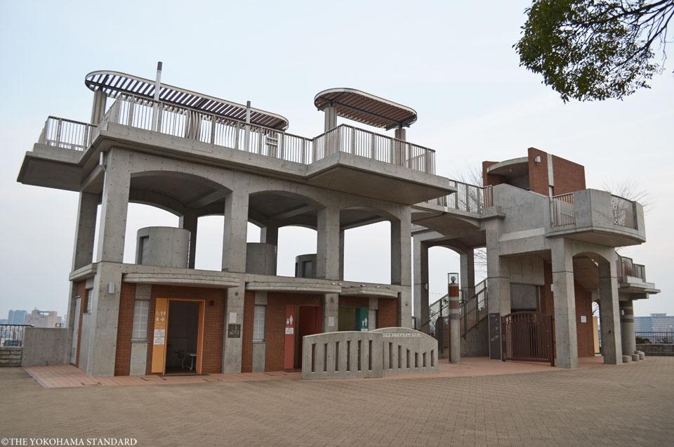 野毛山公園展望台1-THE YOKOHAMA STANDARD