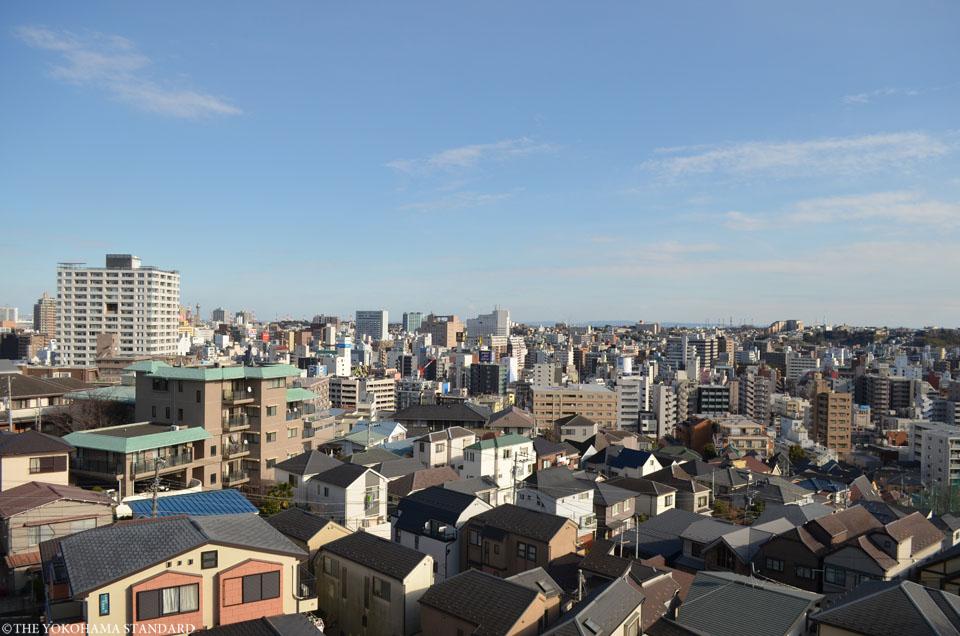 野毛山公園展望台3-THE YOKOHAMA STANDARD