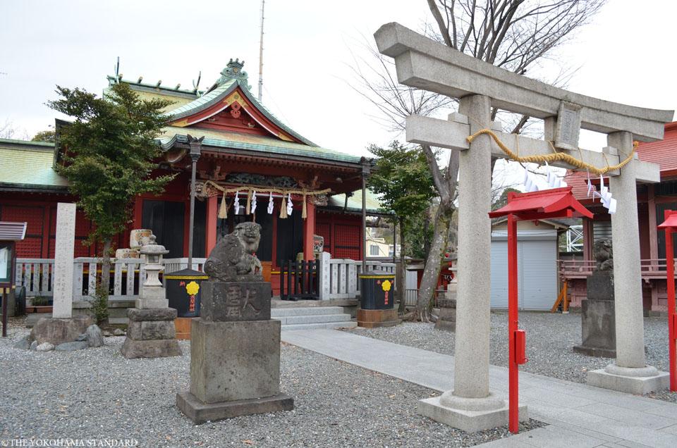浅間神社2-THE YOKOHAMA STANDARD