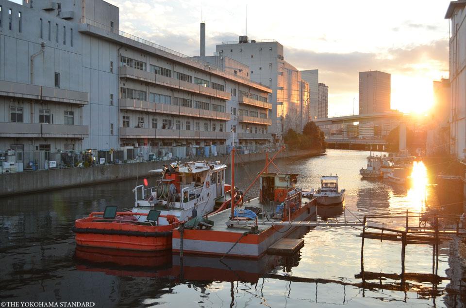 宝町踏切界隈4-THE YOKOHAMA STANDARD