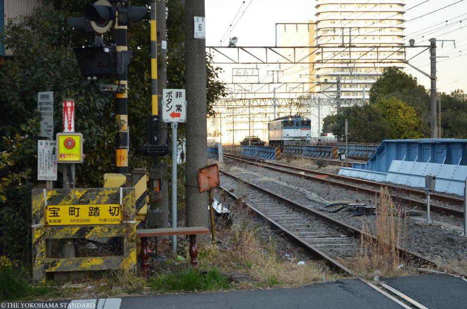 宝町踏切界隈2-THE YOKOHAMA STANDARD