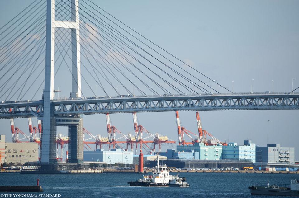大さん橋から、港の風景-THE YOKOHAMA STANDARD