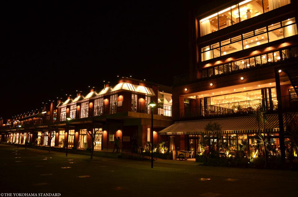 夜のmarine&walk yokohama2-THE YOKOHAMA STANDARD