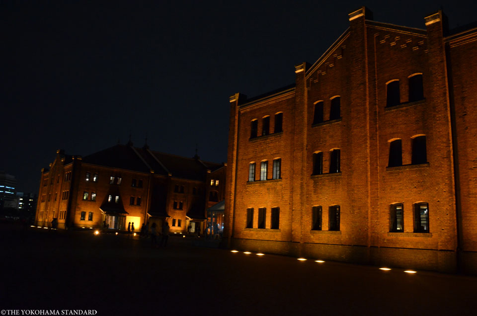 夜の赤レンガ倉庫-THE YOKOHAMA STANDARD