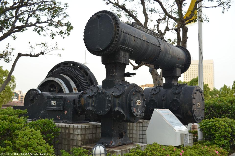 横浜船渠コンプレッサー3-THE YOKOHAMA STANDARD