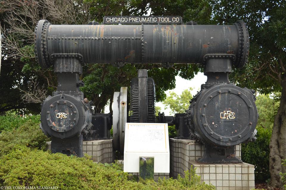 横浜船渠コンプレッサー6-THE YOKOHAMA STANDARD