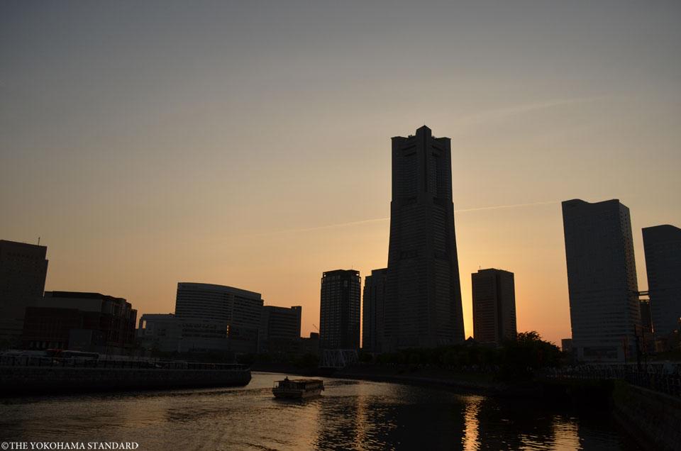 夕暮れの運河パーク2016-THE YOKOHAMA STANDARD