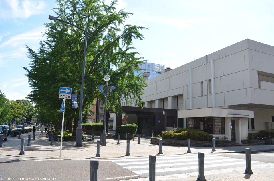 横浜の通り・日本大通り6-THE YOKOHAMA STANDARD