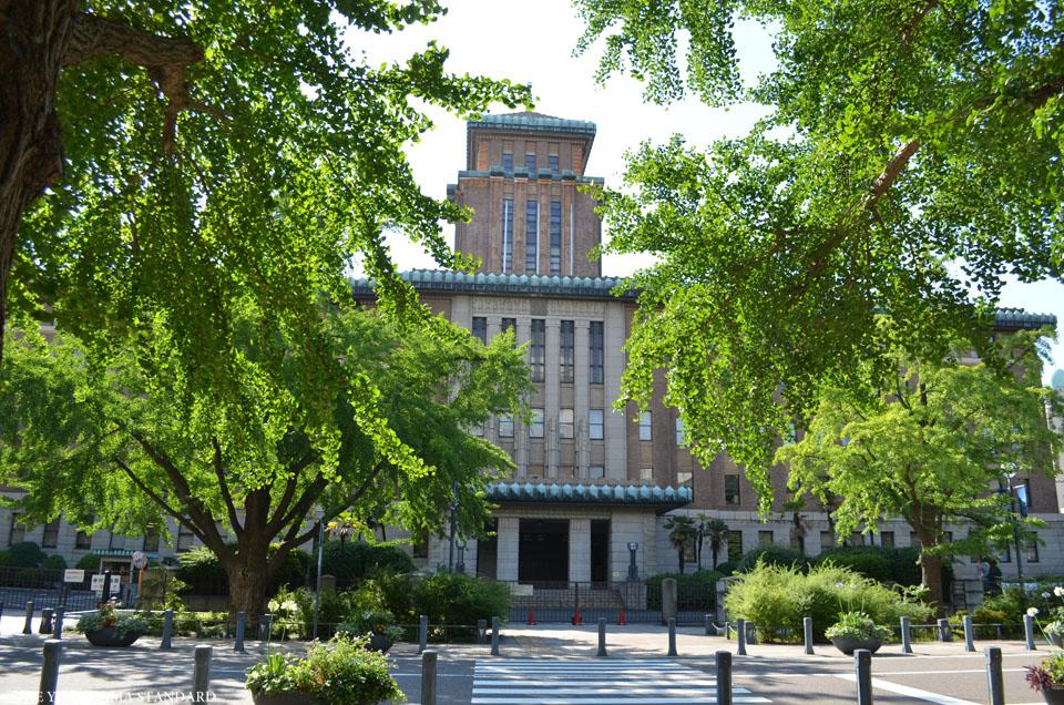 横浜の通り・日本大通り18-THE YOKOHAMA STANDARD