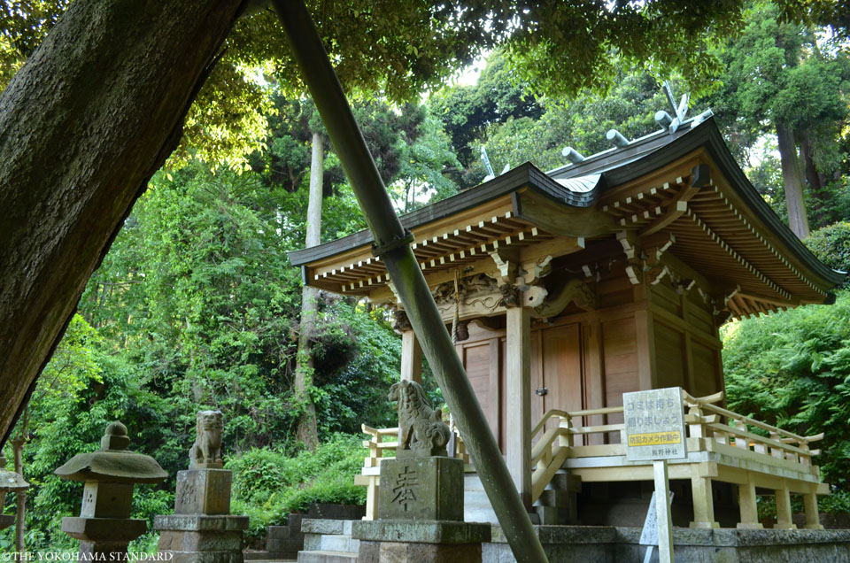熊野神社10-THE YOKOHAMA STANDARD