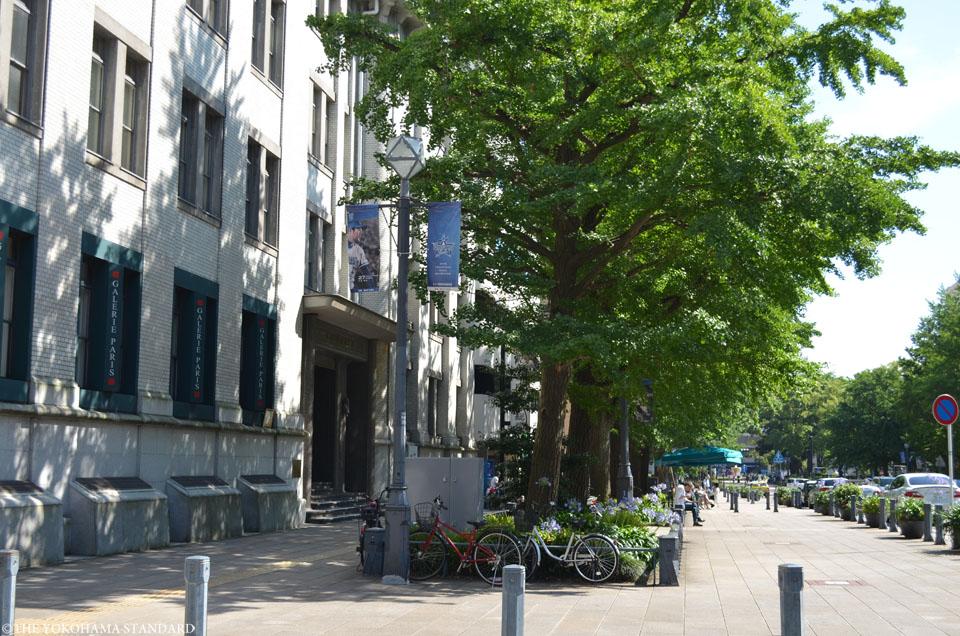 横浜の通り・日本大通り8-THE YOKOHAMA STANDARD