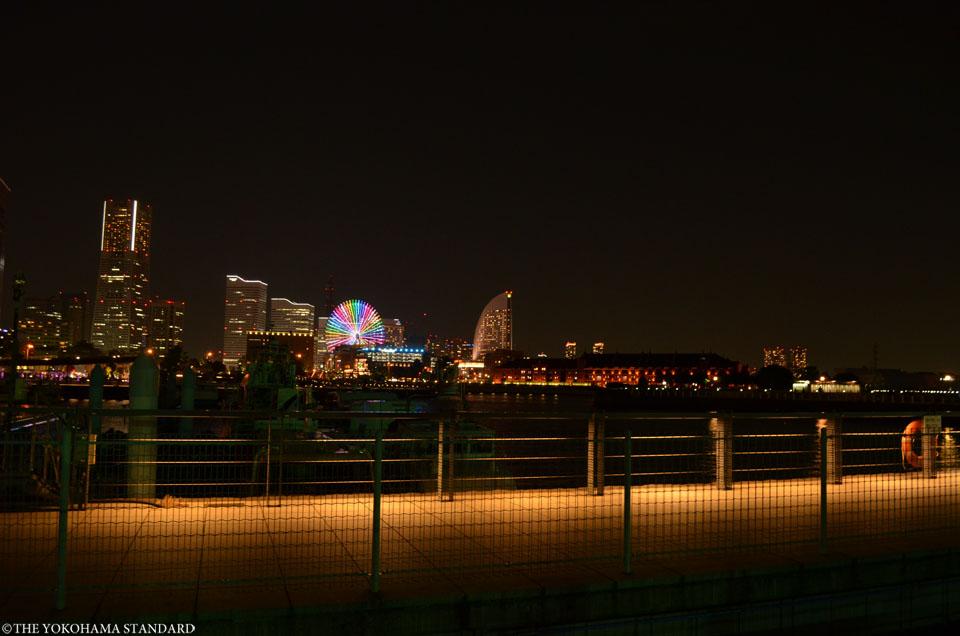 夜のみなとみらい-THE YOKOHAMA STANDARD