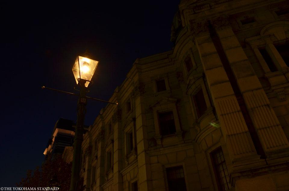 馬車道 ガス燈0503-THE YOKOHAMA STANDARD