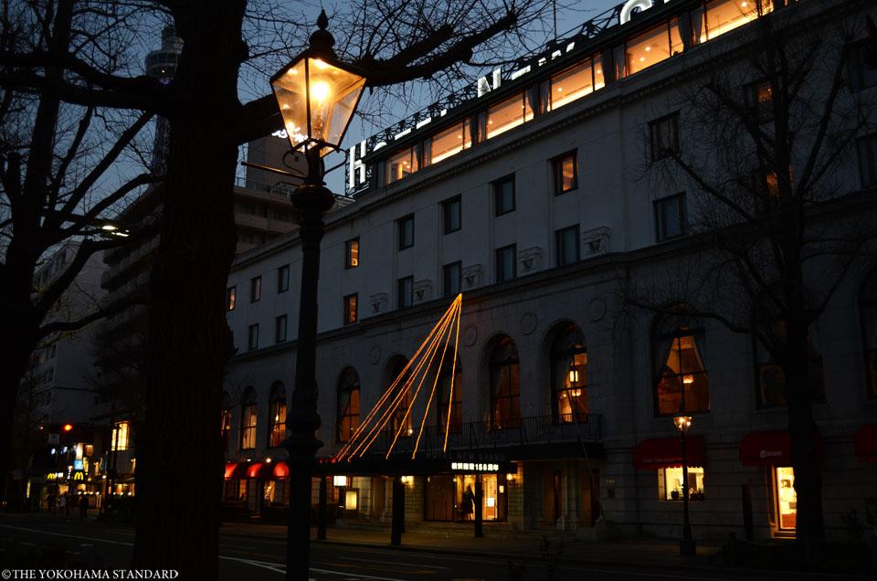 ガス燈のある街角-THE YOKOHAMA STANDARD